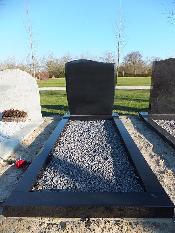 grafstenen gemaakt