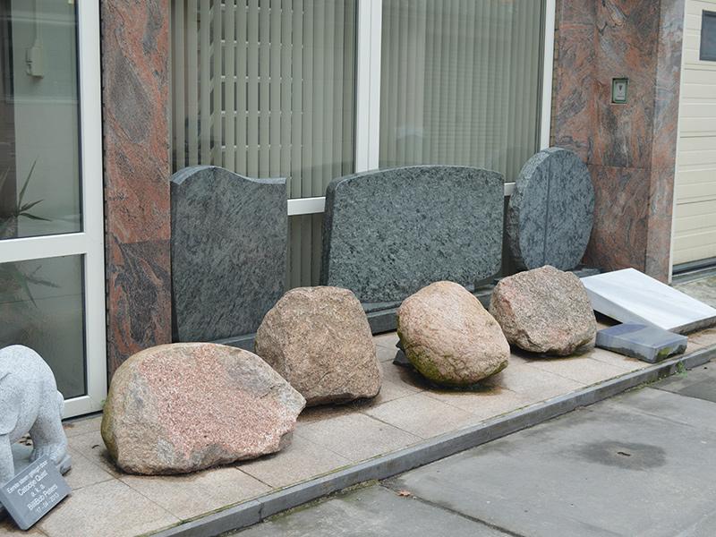 ruwe steen